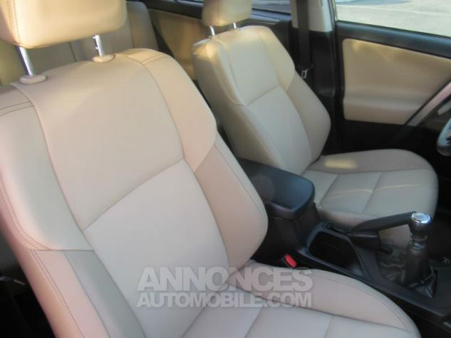 Toyota RAV4 124 D-4D Lounge 2WD MARRON Occasion - 6