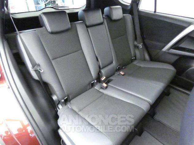 Toyota RAV4 143 D-4D Design 2WD ROUGE POURPRE Occasion - 4