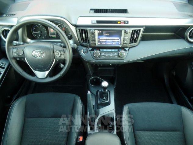 Toyota RAV4 143 D-4D Design 2WD BLANC PUR Occasion - 6