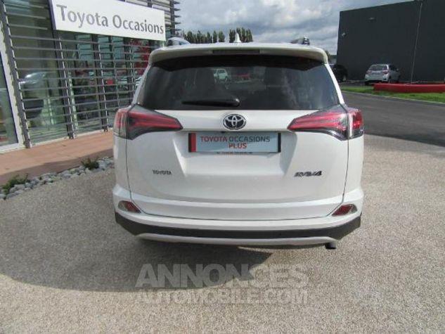 Toyota RAV4 143 D-4D Design 2WD BLANC NACRE Occasion - 5