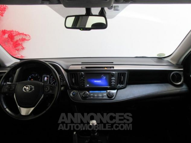 Toyota RAV4 143 D-4D Dynamic 2WD Brun Fonce Occasion - 8
