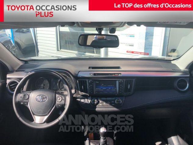 Toyota RAV4 143 D-4D Lounge 2WD GRIS ALUMINIUM Occasion - 4