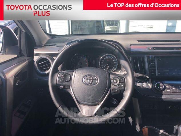 Toyota RAV4 143 D-4D Lounge 2WD GRIS ALUMINIUM Occasion - 5