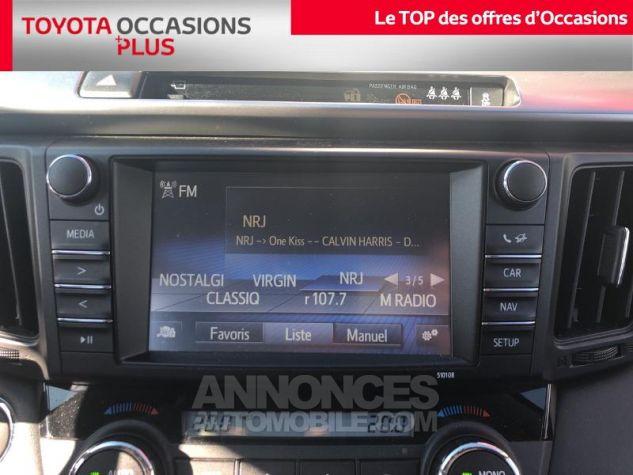 Toyota RAV4 143 D-4D Lounge 2WD GRIS ALUMINIUM Occasion - 6