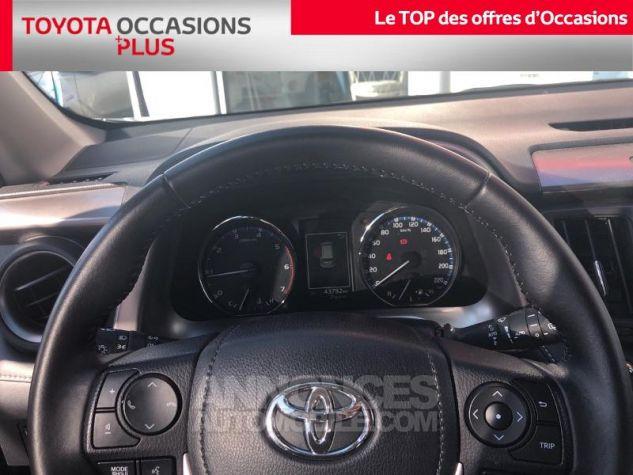 Toyota RAV4 143 D-4D Lounge 2WD GRIS ALUMINIUM Occasion - 7
