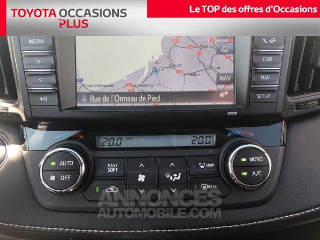 Toyota RAV4 143 D-4D Lounge 2WD GRIS ALUMINIUM Occasion - 10