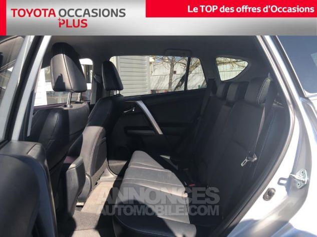Toyota RAV4 143 D-4D Lounge 2WD GRIS ALUMINIUM Occasion - 13