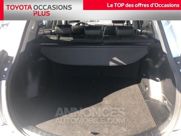 Toyota RAV4 143 D-4D Lounge 2WD GRIS ALUMINIUM Occasion - 14