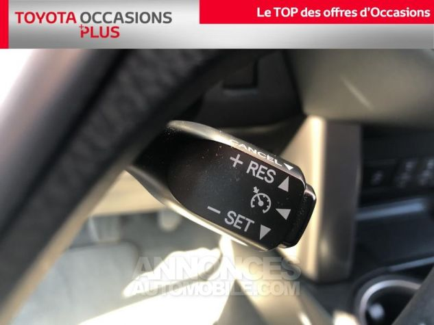 Toyota RAV4 143 D-4D Lounge 2WD GRIS ALUMINIUM Occasion - 17