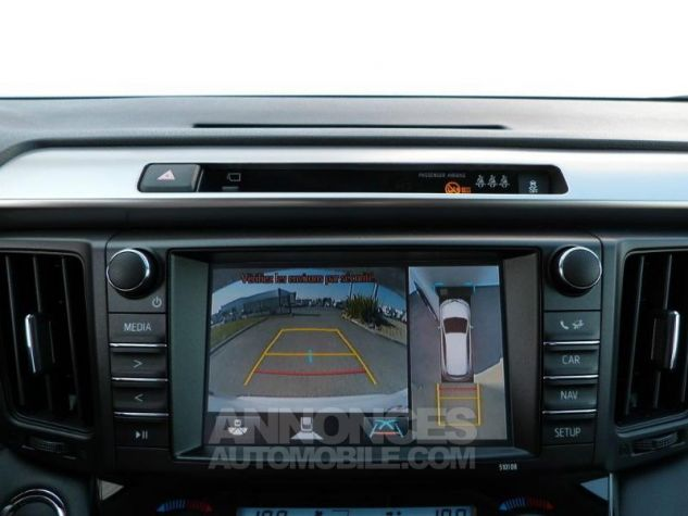 Toyota RAV4 143 D-4D Lounge 2WD  Occasion - 6