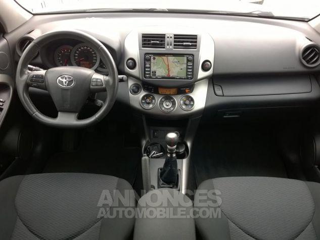 Toyota RAV4 150 D-4D 4WD Life Blanc Occasion - 4