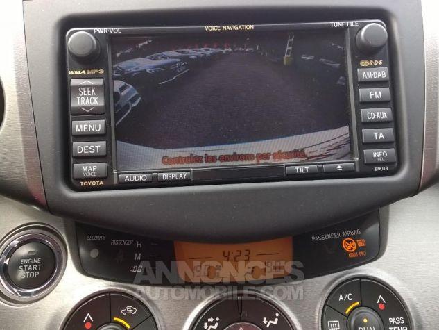 Toyota RAV4 150 D-4D 4WD Life Blanc Occasion - 8