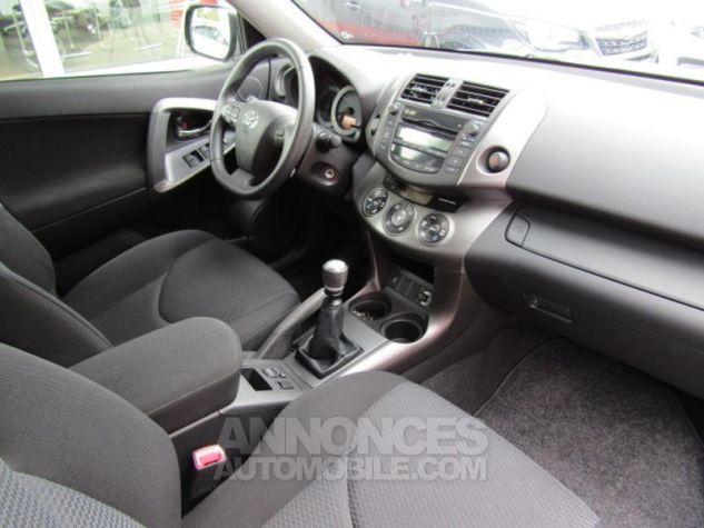 Toyota RAV4 150 D-4D FAP Life 2WD Noir Occasion - 10