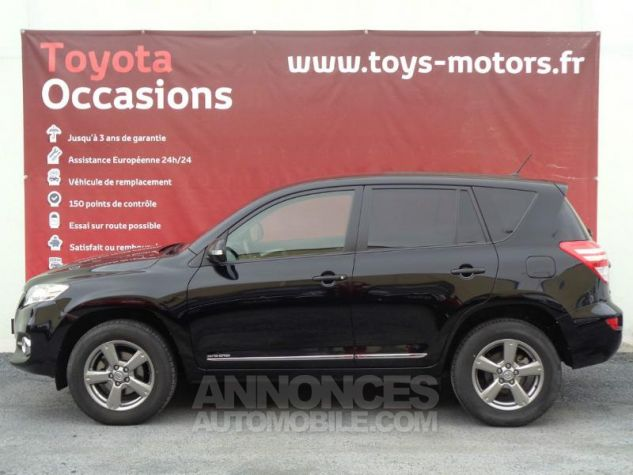 Toyota RAV4 150 D-4D FAP Limited Edition 2WD 2012  Occasion - 2