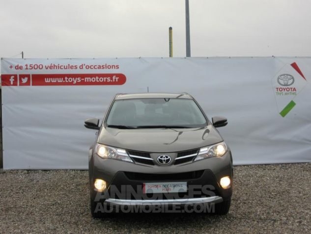 Toyota RAV4 150 D-4D Life AWD BRONZE CLARISSIMO Occasion - 0