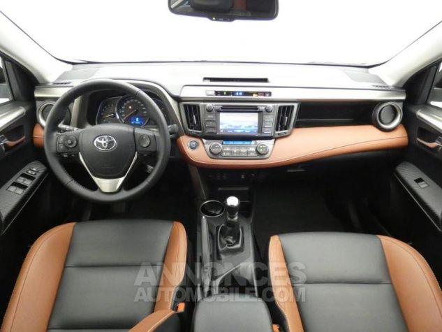 Toyota RAV4 150 D-4D Lounge AWD brun havane Occasion - 3