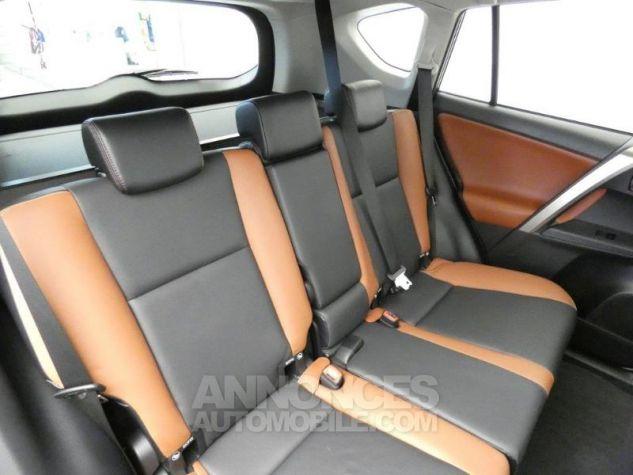 Toyota RAV4 150 D-4D Lounge AWD brun havane Occasion - 4