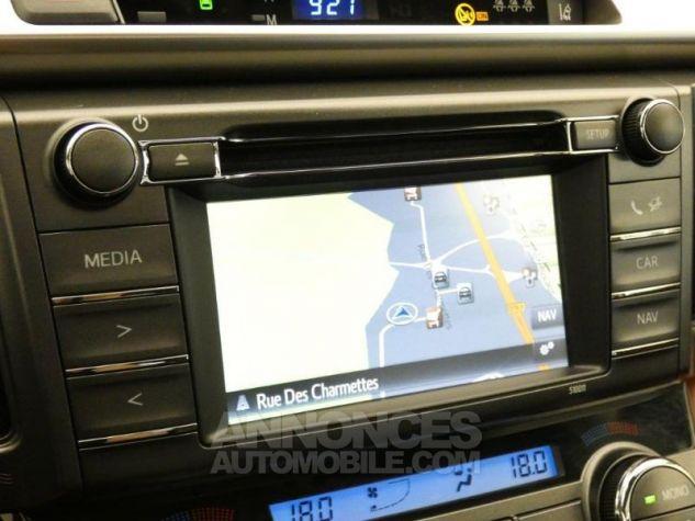 Toyota RAV4 150 D-4D Lounge AWD brun havane Occasion - 6