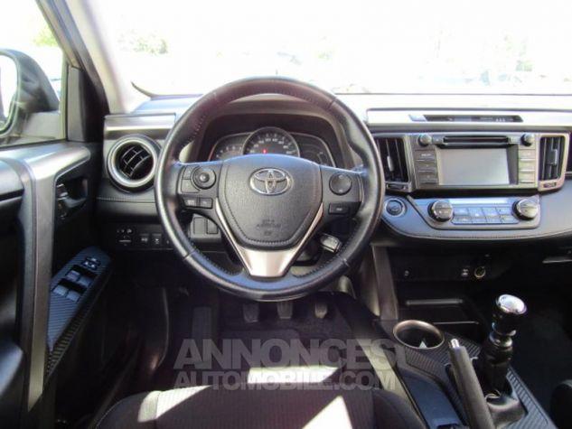 Toyota RAV4 150 D-4D Sport Edition AWD Gris Foncé Métal Occasion - 4