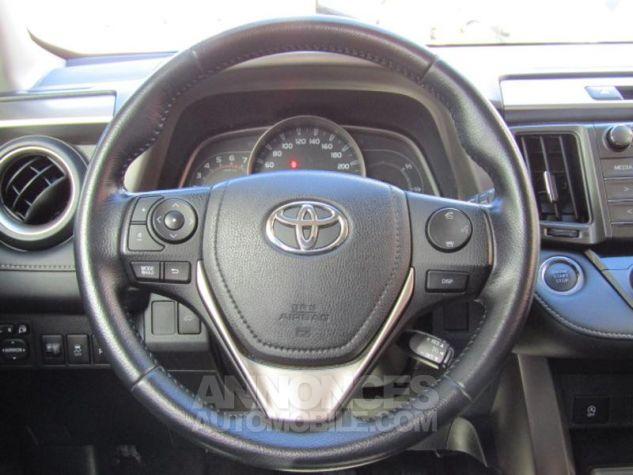 Toyota RAV4 150 D-4D Sport Edition AWD Gris Foncé Métal Occasion - 5
