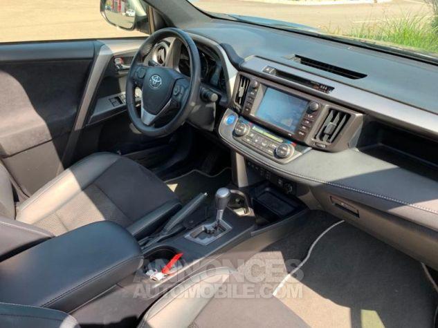 Toyota RAV4 197 Hybride Black Edition 2WD CVT NOIR Occasion - 3