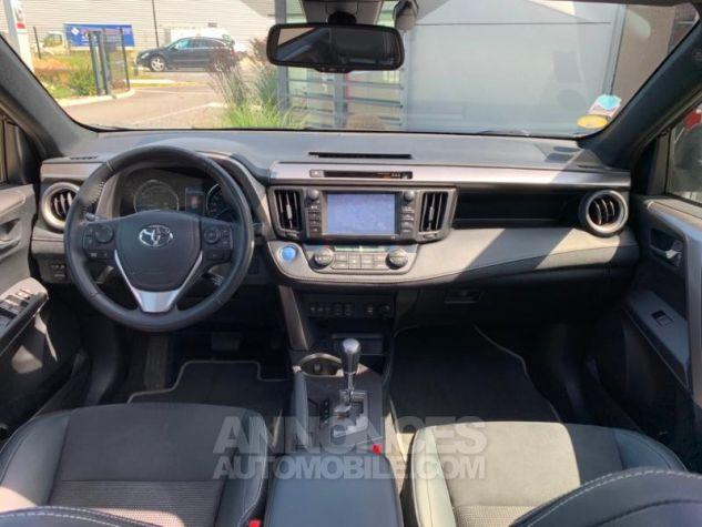 Toyota RAV4 197 Hybride Black Edition 2WD CVT NOIR Occasion - 5