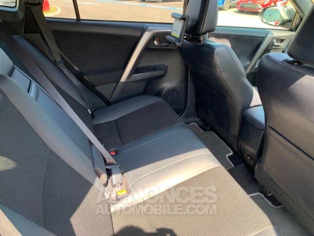 Toyota RAV4 197 Hybride Black Edition 2WD CVT NOIR Occasion - 6