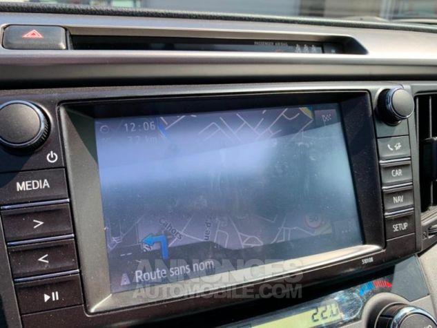Toyota RAV4 197 Hybride Black Edition 2WD CVT NOIR Occasion - 9
