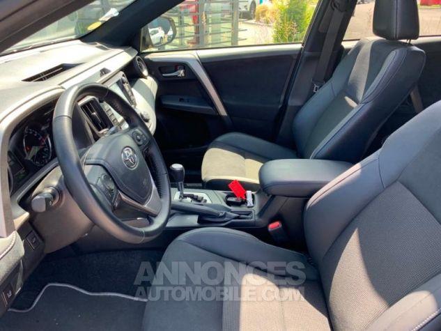 Toyota RAV4 197 Hybride Black Edition 2WD CVT NOIR Occasion - 17