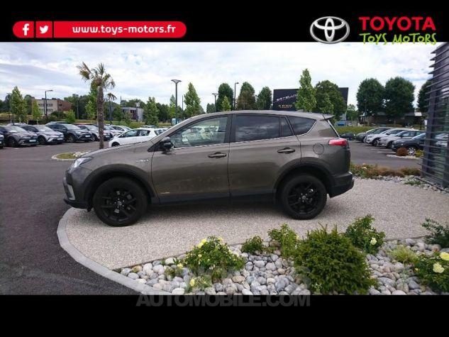 Toyota RAV4 197 Hybride Black Edition 2WD CVT RC18 Bronze Clarissimo Occasion - 2