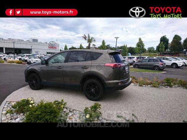 Toyota RAV4 197 Hybride Black Edition 2WD CVT RC18 Bronze Clarissimo Occasion - 3