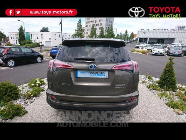 Toyota RAV4 197 Hybride Black Edition 2WD CVT RC18 Bronze Clarissimo Occasion - 4