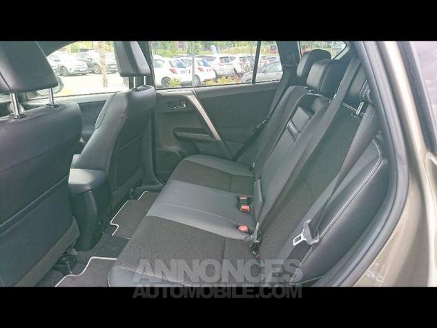 Toyota RAV4 197 Hybride Black Edition 2WD CVT RC18 Bronze Clarissimo Occasion - 6