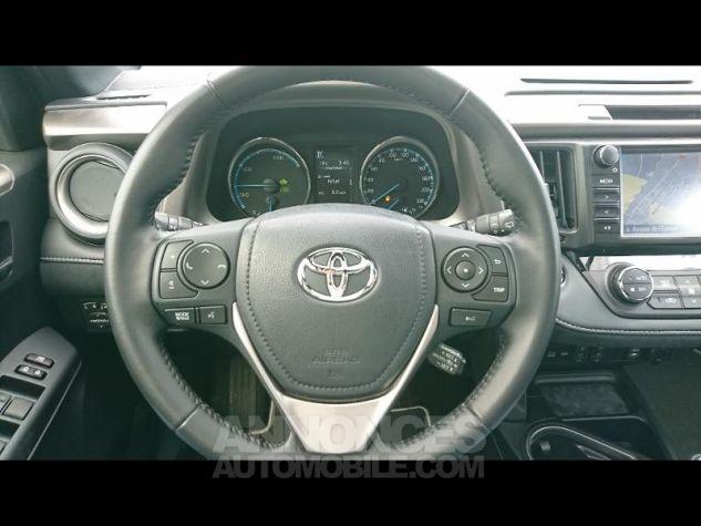 Toyota RAV4 197 Hybride Black Edition 2WD CVT RC18 Bronze Clarissimo Occasion - 9