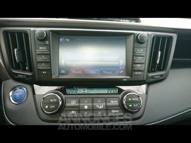 Toyota RAV4 197 Hybride Black Edition 2WD CVT RC18 Bronze Clarissimo Occasion - 11