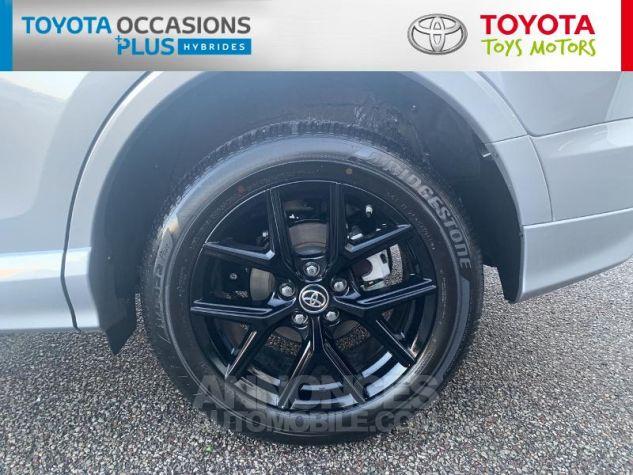 Toyota RAV4 197 Hybride Collection 2WD CVT Gris Acier Occasion - 3