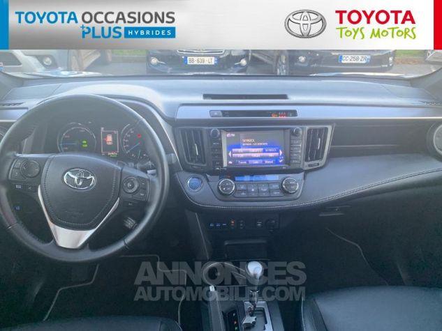 Toyota RAV4 197 Hybride Collection 2WD CVT Gris Acier Occasion - 4