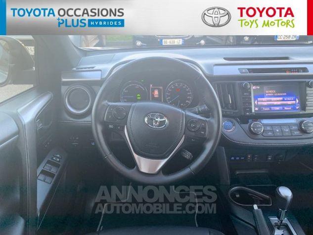 Toyota RAV4 197 Hybride Collection 2WD CVT Gris Acier Occasion - 5