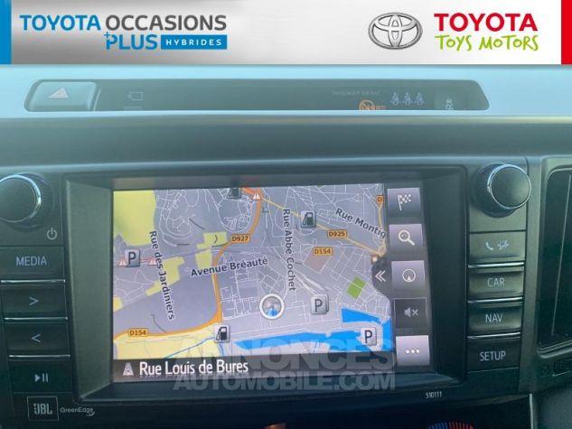 Toyota RAV4 197 Hybride Collection 2WD CVT Gris Acier Occasion - 6