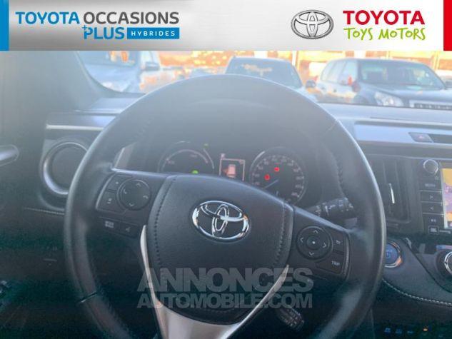 Toyota RAV4 197 Hybride Collection 2WD CVT Gris Acier Occasion - 7
