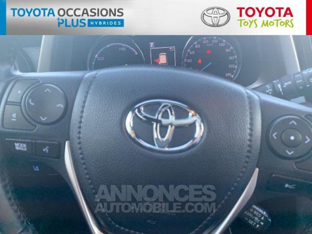 Toyota RAV4 197 Hybride Collection 2WD CVT Gris Acier Occasion - 9