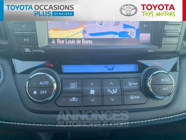 Toyota RAV4 197 Hybride Collection 2WD CVT Gris Acier Occasion - 10