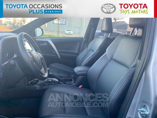 Toyota RAV4 197 Hybride Collection 2WD CVT Gris Acier Occasion - 12