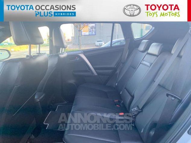 Toyota RAV4 197 Hybride Collection 2WD CVT Gris Acier Occasion - 13
