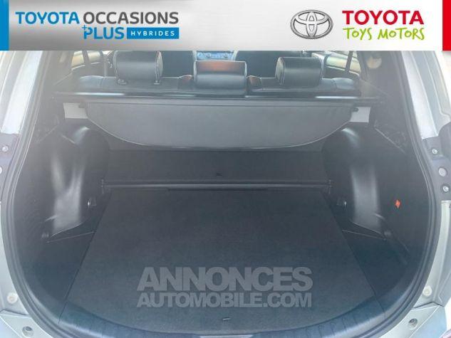 Toyota RAV4 197 Hybride Collection 2WD CVT Gris Acier Occasion - 14