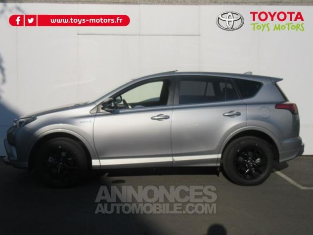 Toyota RAV4 197 Hybride Collection 2WD CVT RC18 GRIS ACIER Occasion - 2
