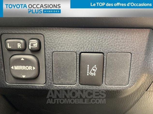 Toyota RAV4 197 Hybride Collection 2WD CVT RC18 1d6 Gris Acier Occasion - 17