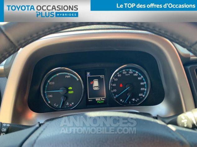Toyota RAV4 197 Hybride Collection 2WD CVT RC18 1D6 GRIS ACIER Occasion - 7