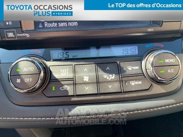 Toyota RAV4 197 Hybride Collection 2WD CVT RC18 1D6 GRIS ACIER Occasion - 10