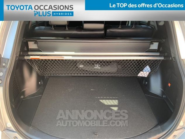 Toyota RAV4 197 Hybride Collection 2WD CVT RC18 1D6 GRIS ACIER Occasion - 14